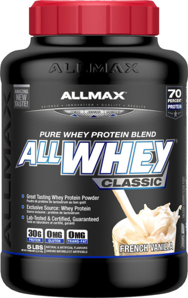 AllMax AllWheyClassic 2.27kg (5lb)